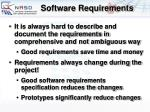 software requirements12