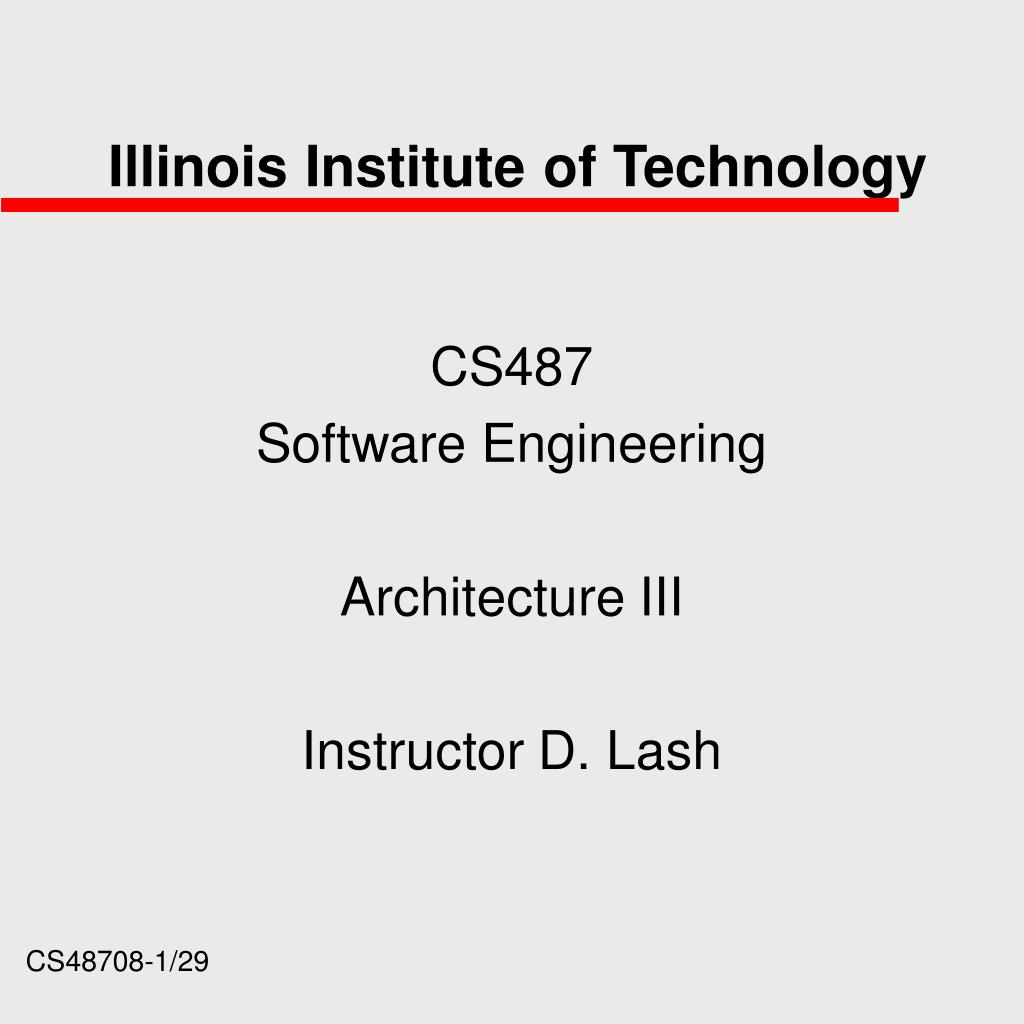 illinois institute of technology l.