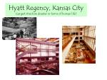 hyatt regency kansas city largest structure disaster in terms of human life