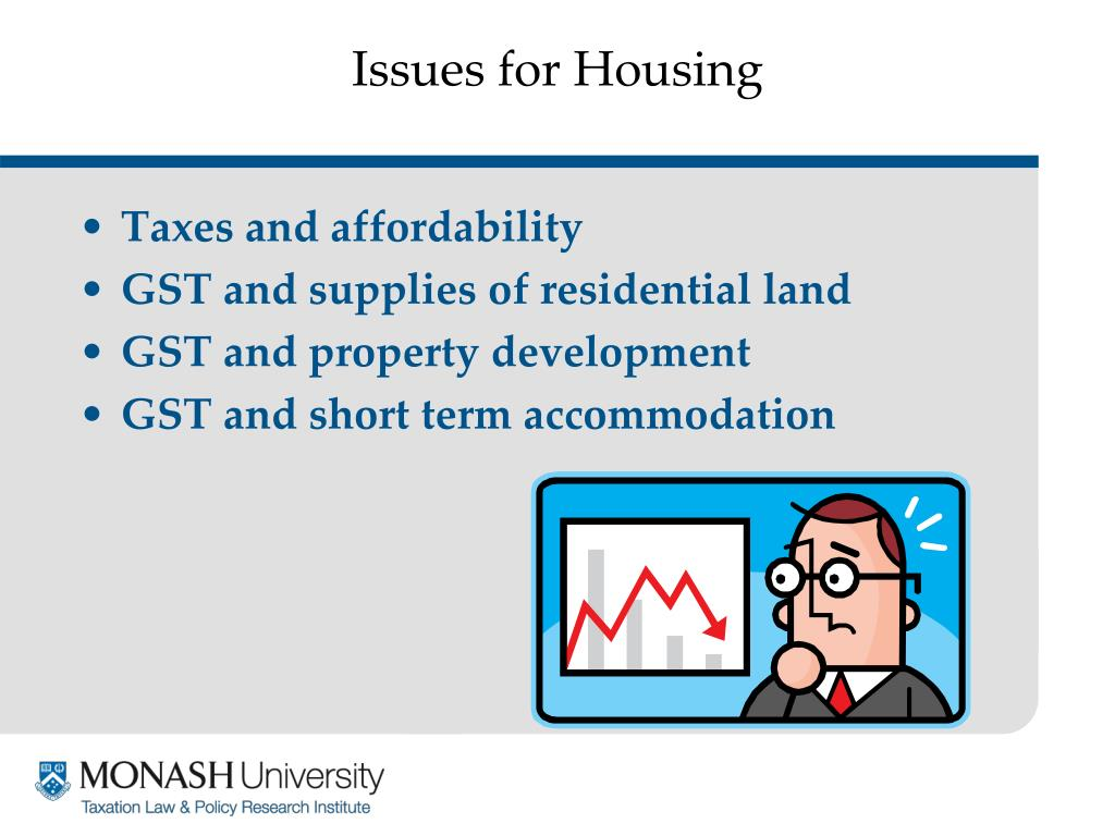 Issues for Housing