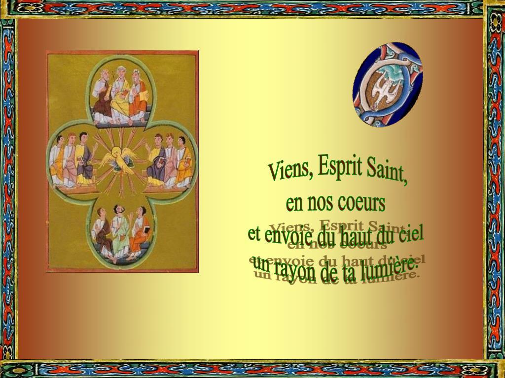 Viens, Esprit Saint,