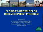 florida s brownfields redevelopment program35