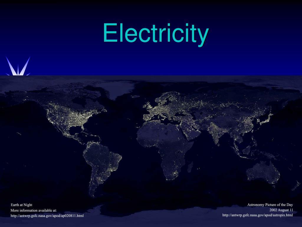 electricity l.