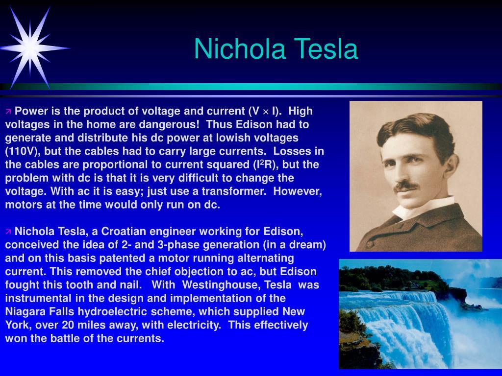 Nichola Tesla