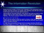 the information revolution26