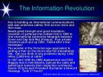 the information revolution28