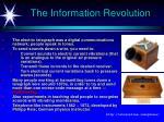 the information revolution32