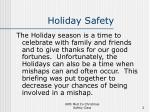 holiday safety2