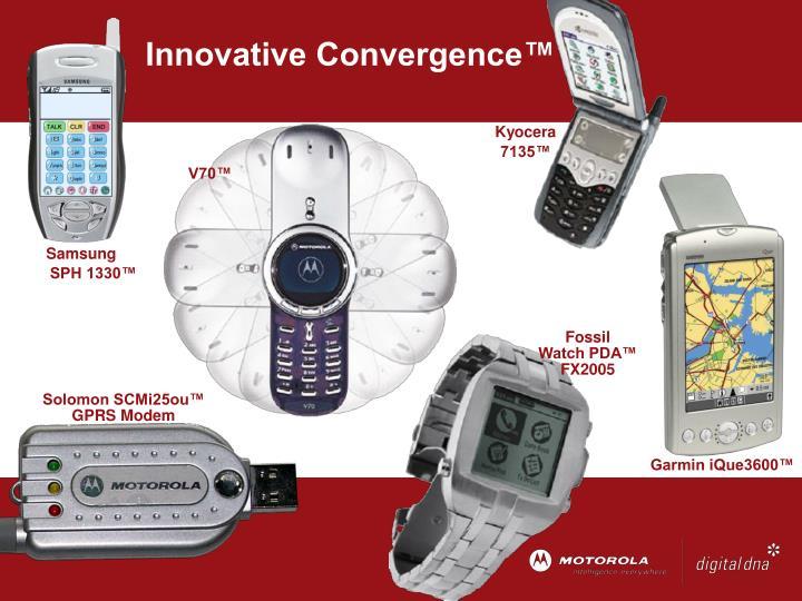 Innovative Convergence™