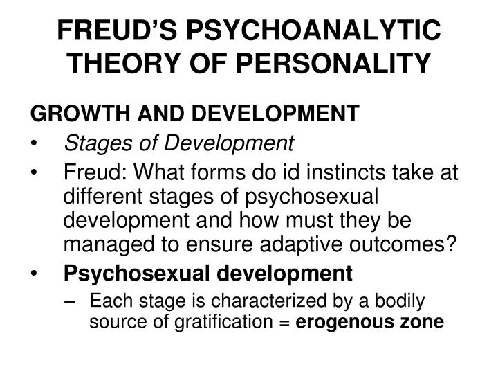 freuds theories Freud's main theories include psychosexual development, the oedipus complex, 'id, ego, superego' and the unconscious here's a quick summary of each.