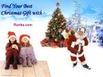find your best christmas gift with