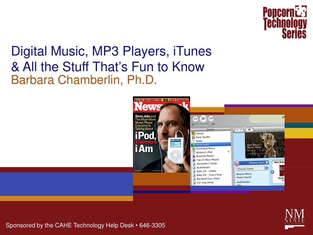 digital music mp3 players itunes all the stuff that s fun to know l.