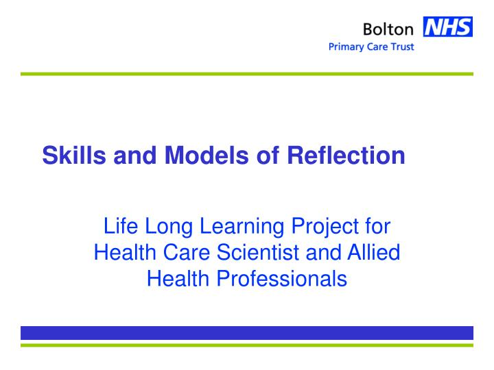 reflection on care skills Nursing reflective practice, 2015 - reflection upon nursing skills.