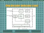 chip decoder dedicado cont