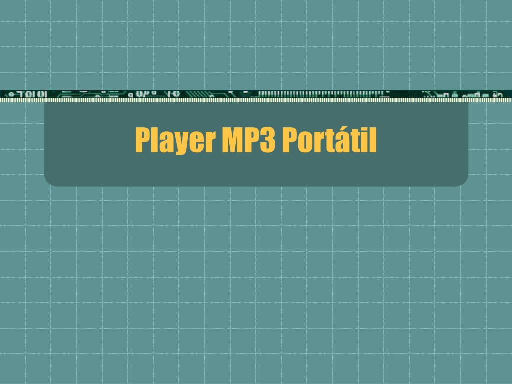 player mp3 port til l.