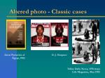 altered photo classic cases