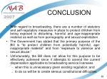 conclusion58