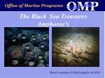 the black sea treasures amphorae s