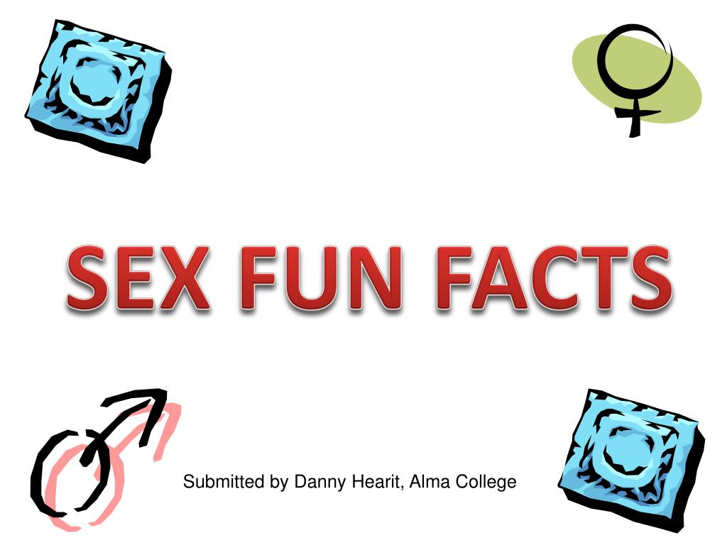 sex fun facts l.
