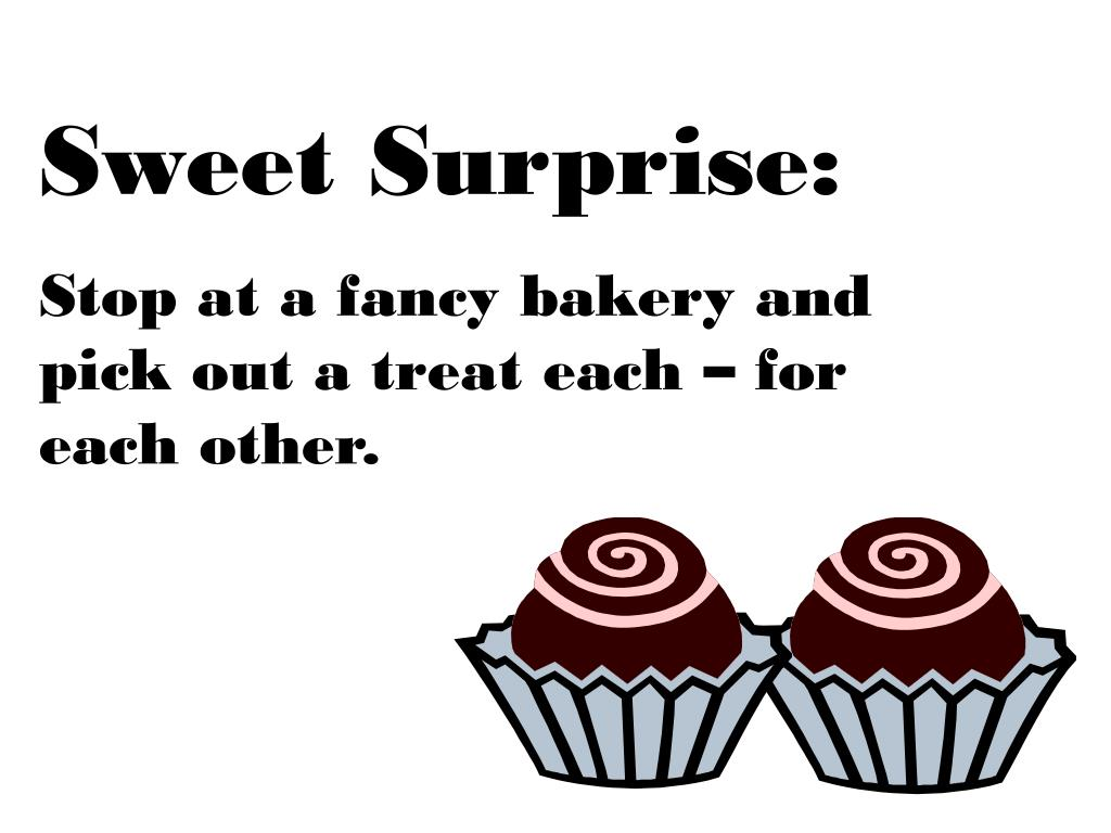 Sweet Surprise: