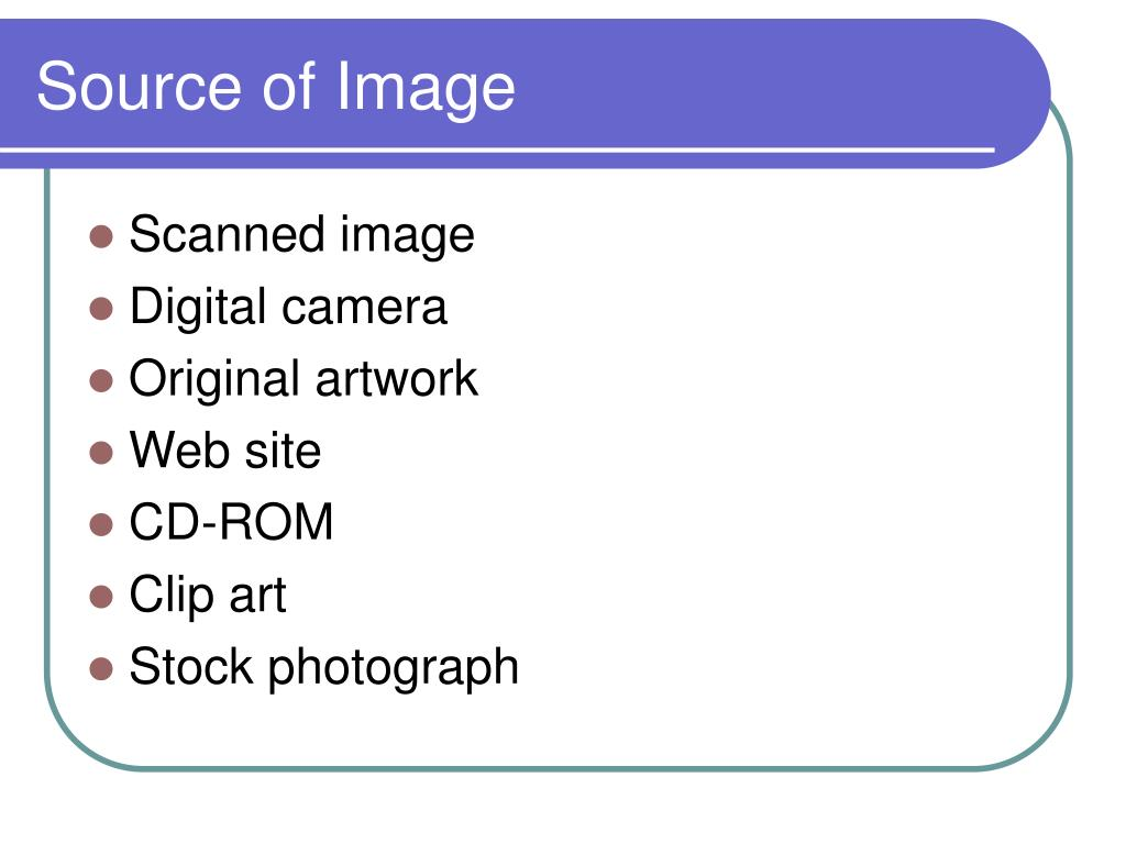 Source of Image