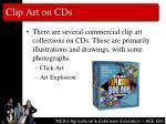 clip art on cds