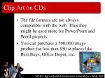 clip art on cds7