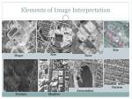 elements of image interpretation11
