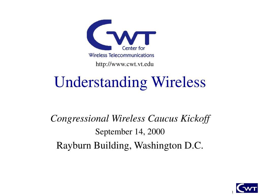 understanding wireless l.