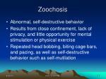 zoochosis
