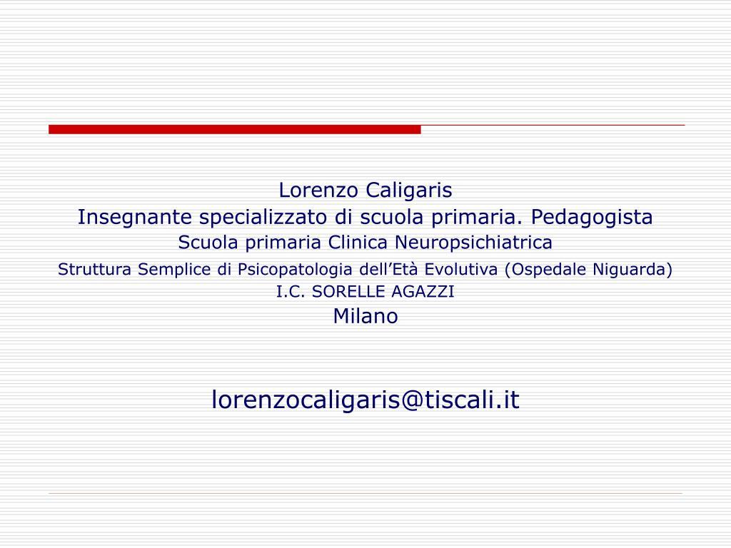 Lorenzo Caligaris