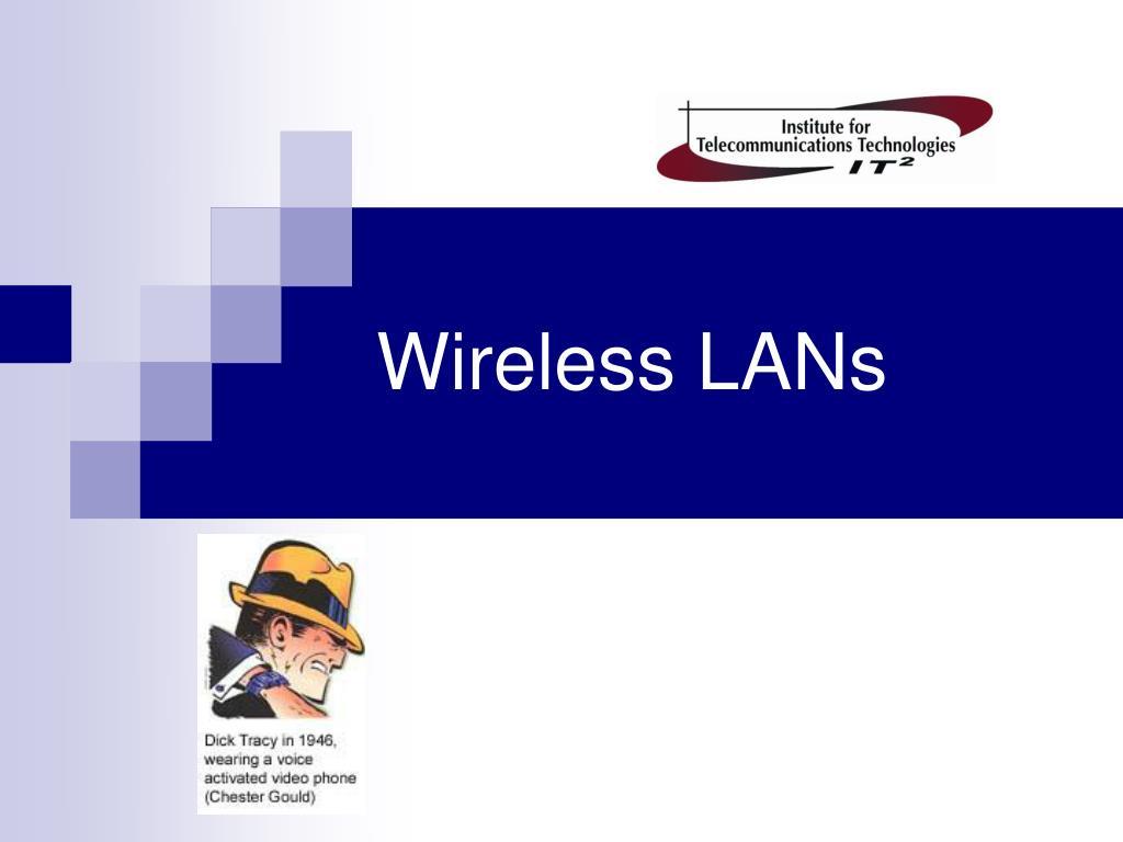 wireless lans l.
