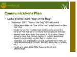 communications plan17