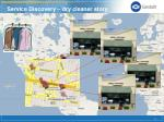 service discovery dry cleaner story8