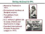 shirley mcgreal ippl