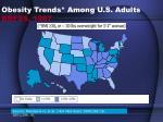 obesity trends among u s adults brfss 1987