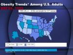 obesity trends among u s adults brfss 1989