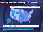 obesity trends among u s adults brfss 1990