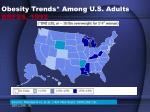 obesity trends among u s adults brfss 1992