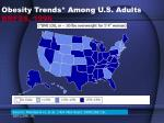 obesity trends among u s adults brfss 1996