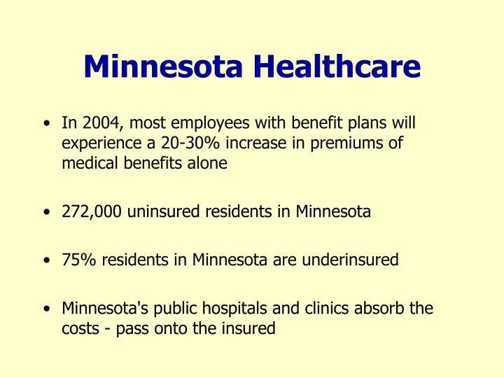 Minnesota healthcare