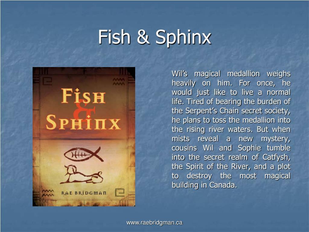 Fish & Sphinx