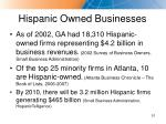 hispanic owned businesses51