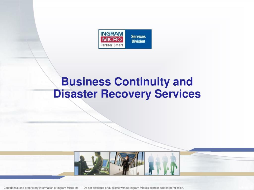 Business Continuity and