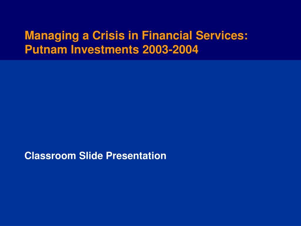classroom slide presentation l.