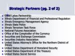 strategic partners pg 2 of 2