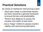 practical solutions17