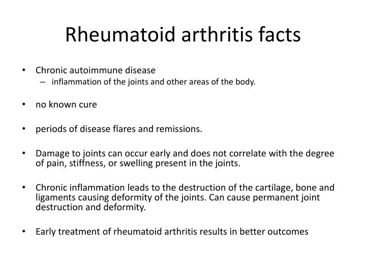 Ppt Rheumatoid Arthritis Powerpoint Presentation Free Download Id 488384