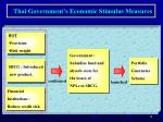 thai government s economic stimulus measures10