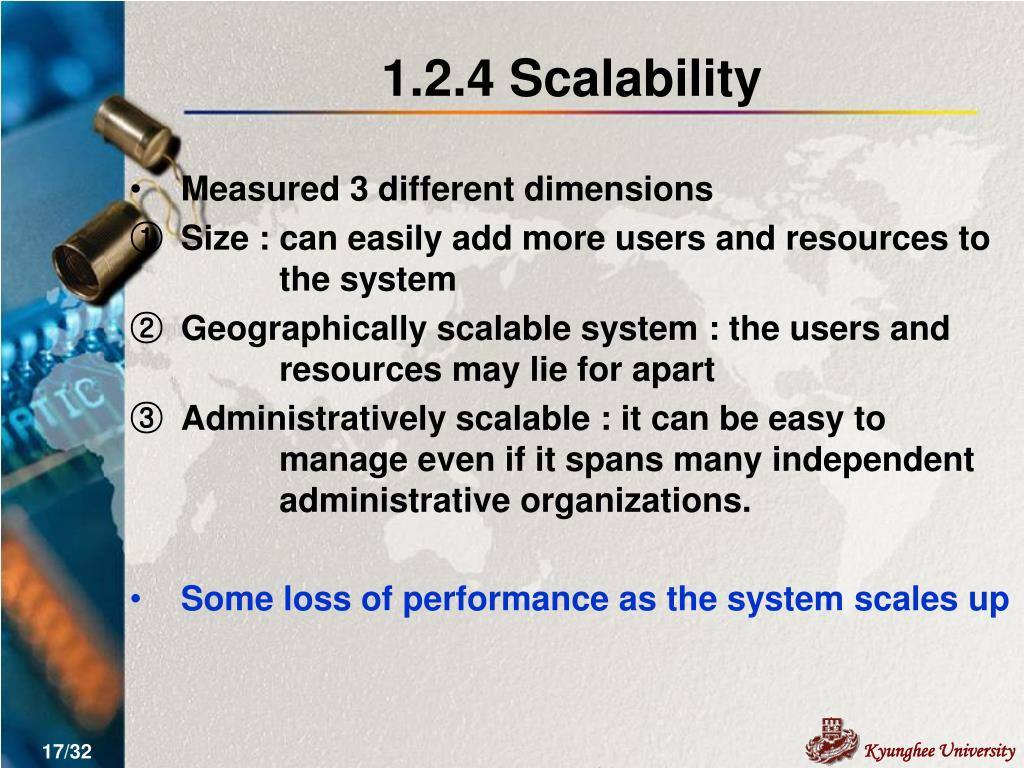 1.2.4 Scalability